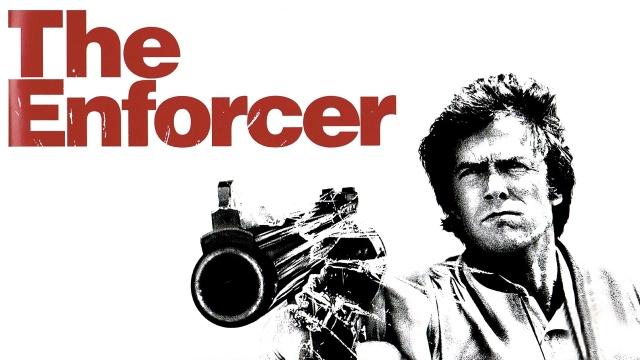 THE ENFORCER POSTER