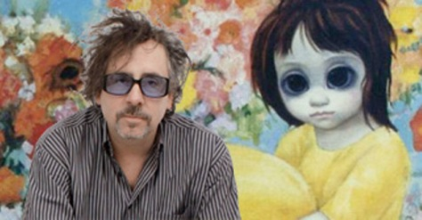 TIM BURTON %22BIG EYES%22 (2014)