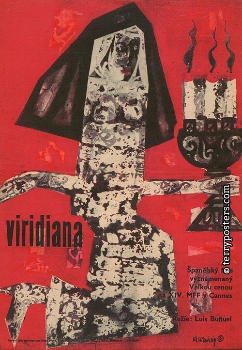 Viridiana (1961) movie poster