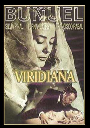 Viridiana (1961) poster
