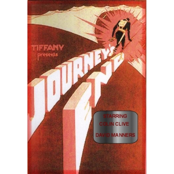 JOURNEY'S END 1930 poster