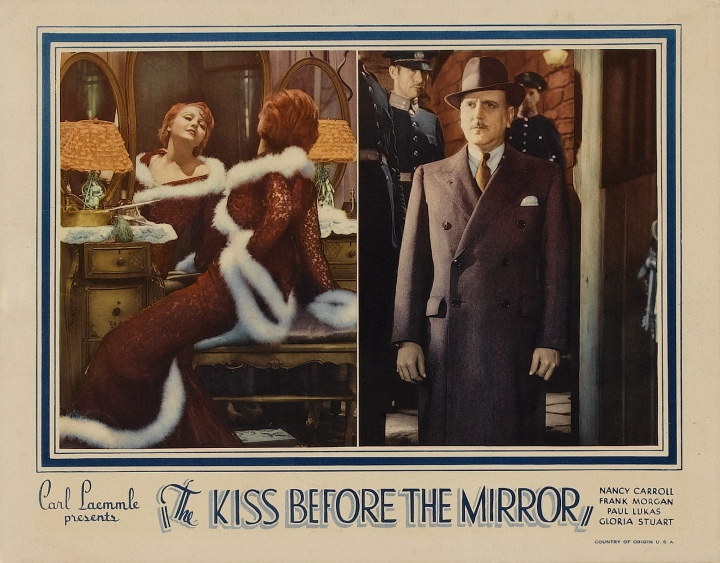 Kiss Before the Mirror (1933-James Whale) Nancy Carroll