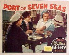 Port of Seven Seas (1938)  James Whale dir