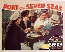 Port of Seven Seas (1938)  James Whale dir