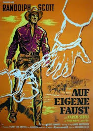 Ride Lonesome  (1959) Randolph Scott Karen Steele