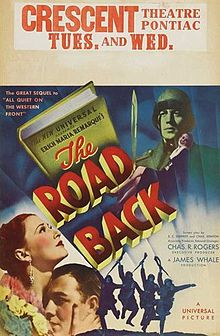 The Road back (1937 James Whale)