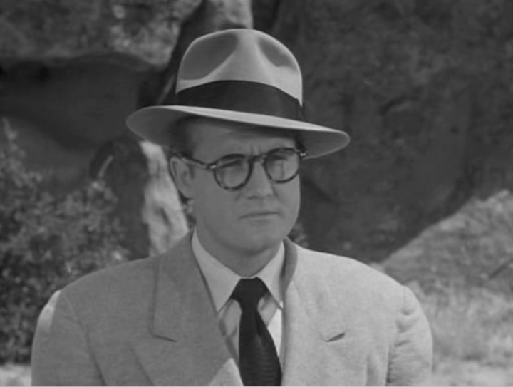 Superman And The Mole Men (1951) George Reeves as Clark Kent