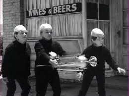 Superman And The Mole Men (1951) still
