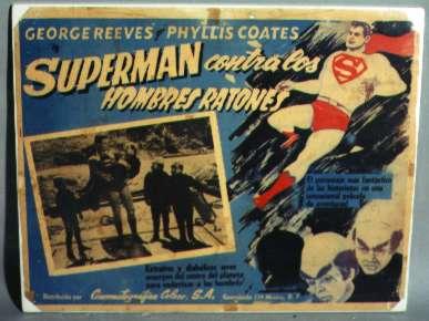 Superman And The Mole Men (1951) vintage