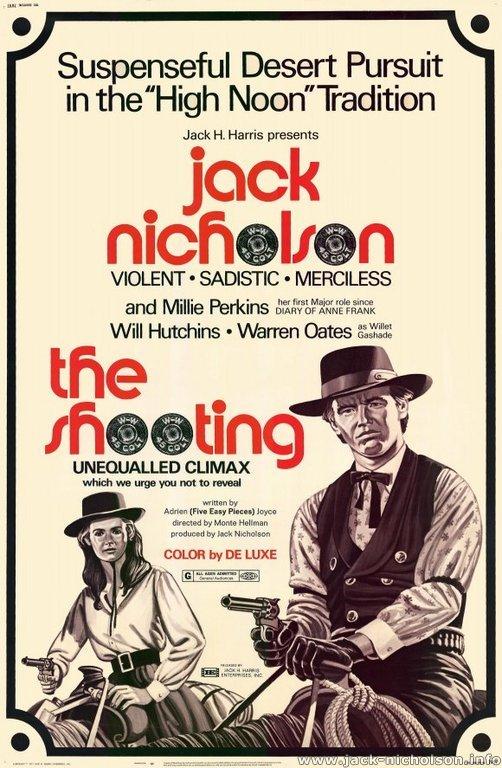 %22The Shooting,%22 (1967 dir. Monte Hellman)