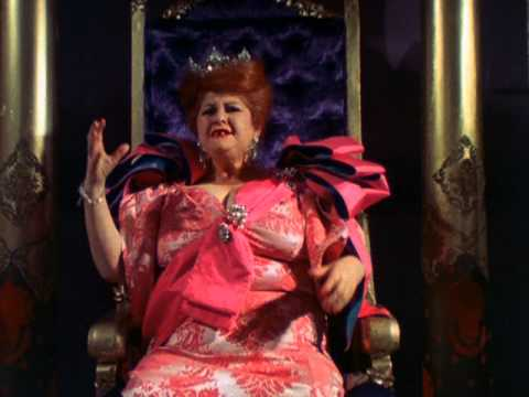Desperate Living (1977 dir. John Waters) Queen Carlotta (Edith Massey)