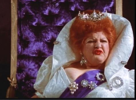 Desperate Living (1977 dir. John Waters)  Queen Edith Massey