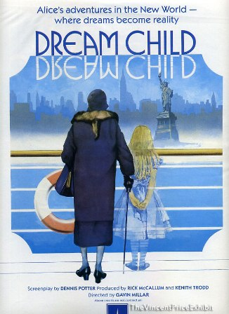 DREAMCHILD (1985 dir. Gavin Millar)