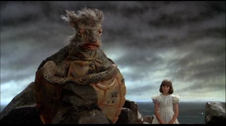 DREAMCHILD (1985 DIR.Gavin Millar)