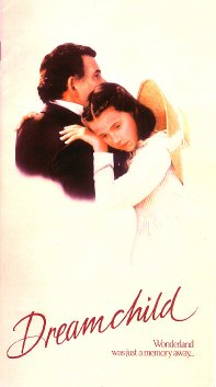 DREAMCHILD (1985) theatrical release poster