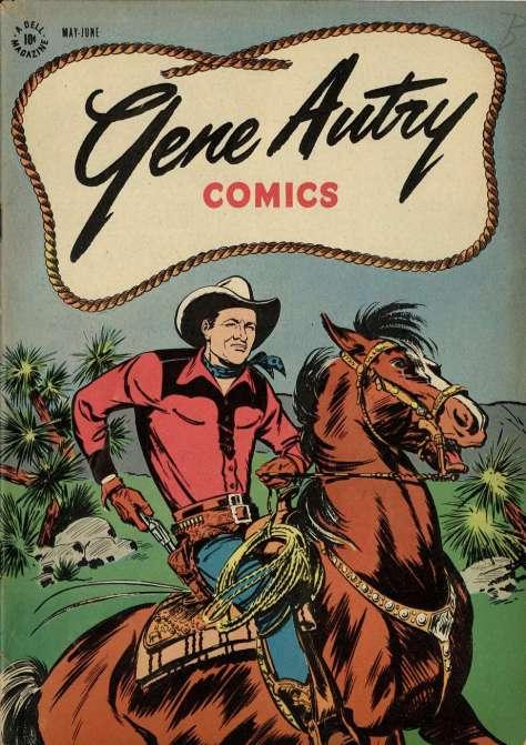 Gene Autry Comics