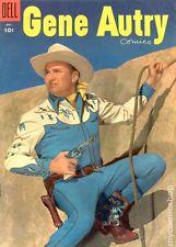 Gene Autry Comics.
