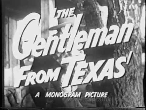 Gentleman From Texas Johnny Mack Brown