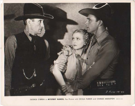 Mystery Ranch (1932) lobby card