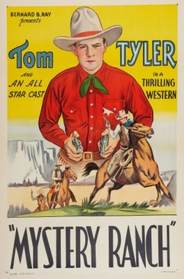 Mystery Ranch (19342) Tom Tyler