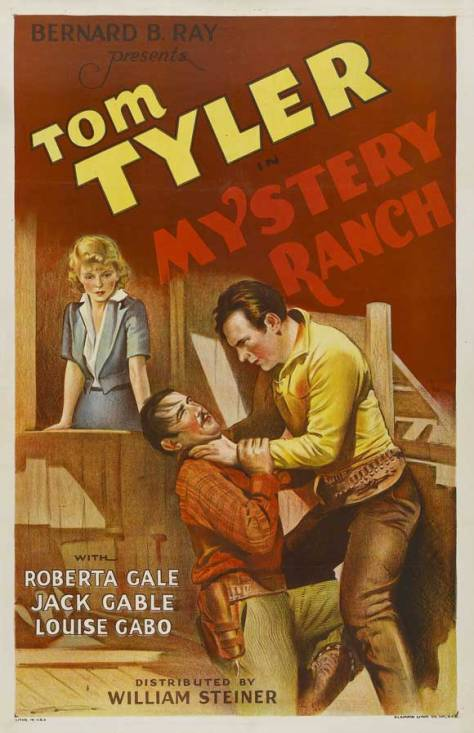 MYSTERY RANCH TOM TYLER