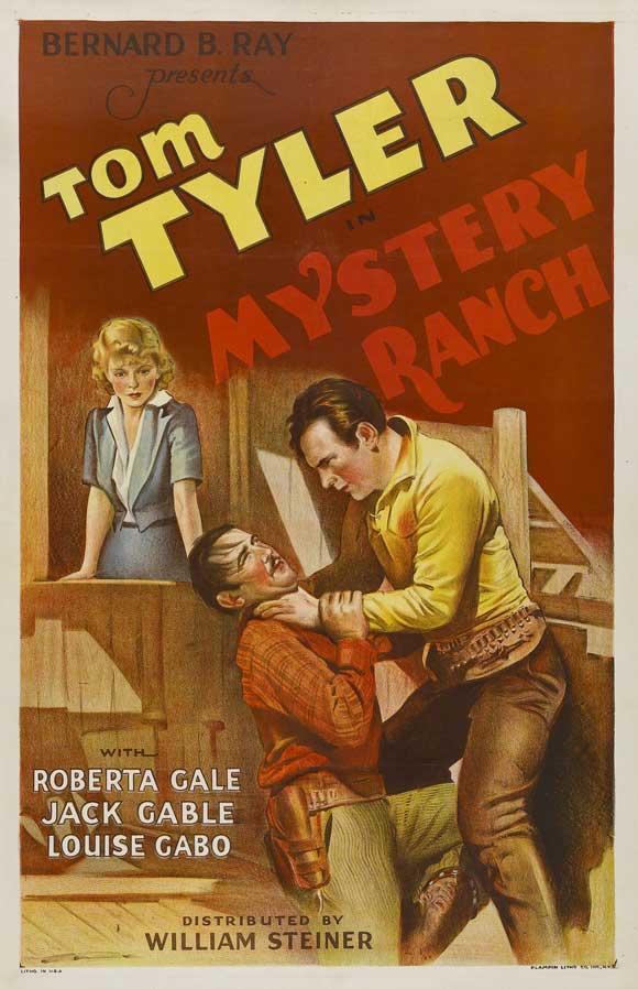 MYSTERY RANCH TOM TYLER