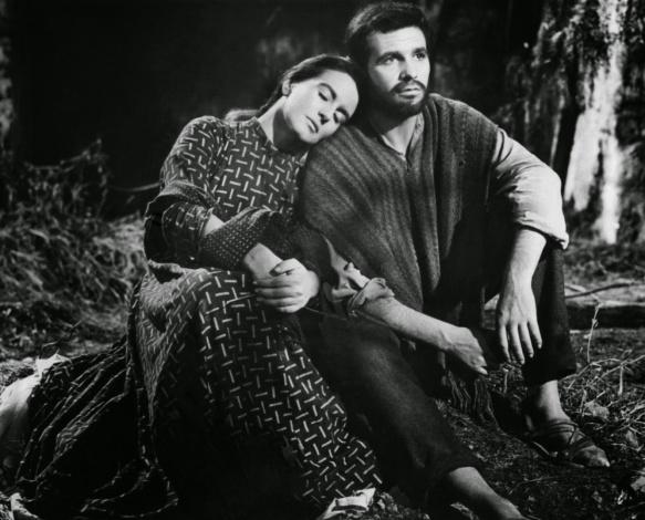 Nazarin (Luis Bunuel) 1959
