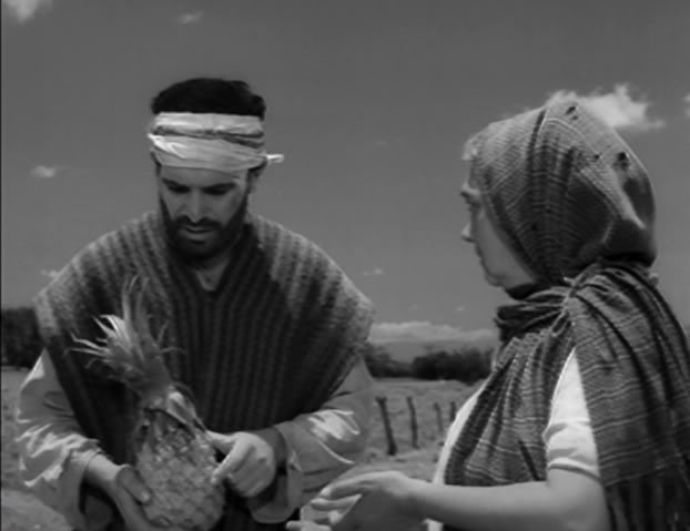 Nazarin (Luis Bunuel) still