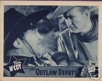 Outlaw Deputy Tim McCoy