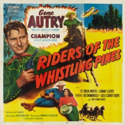 RIDERS OF THE WHISTLING PINES (1949) GENE AUTRY