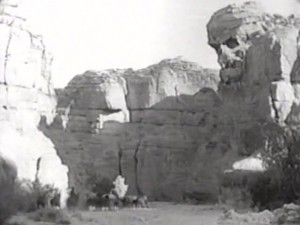 RIDERS OF THE WHISTLING SKULL (1937) film still