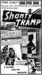 SHANTY TRAMP (1967) poster