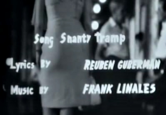 SHANTY TRAMP (1967) screen shot