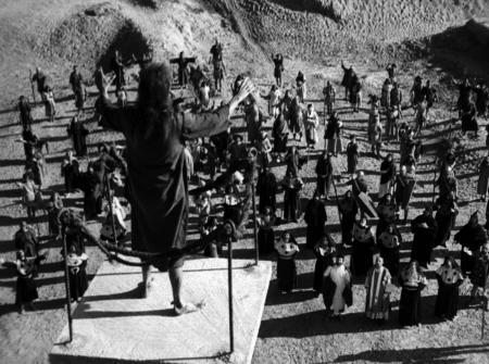 Simon of the Desert (1965 dir.Luis Bunuel)  Silvia Pinal