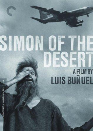 Simon of the Desert (Bunuel)  Criterion