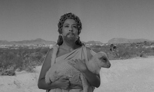 Simon of the Desert (Bunuel)  Silvia Pinal