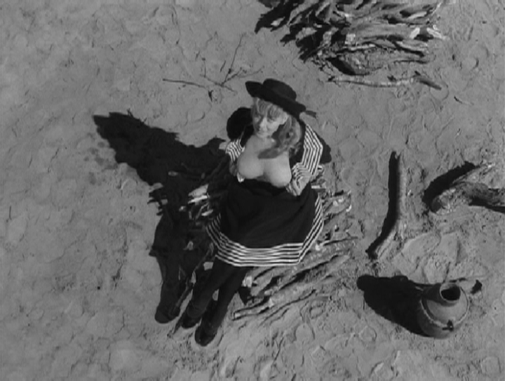 Simon of the Desert (Bunuel) Silvia Pinal