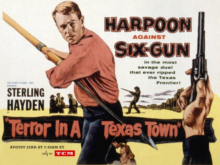 Terror in a Texas Town (1958) Sterling Hayden