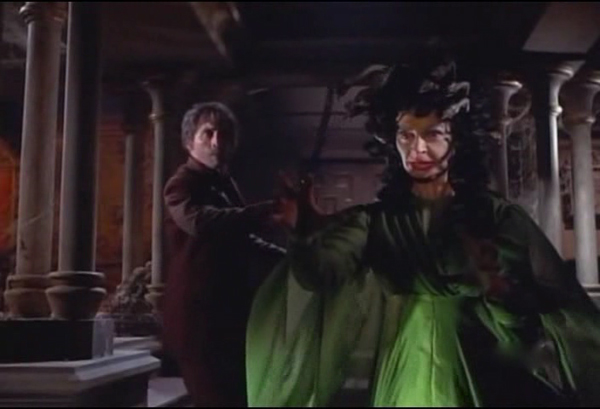 The Gorgon (1964) Christopher Lee