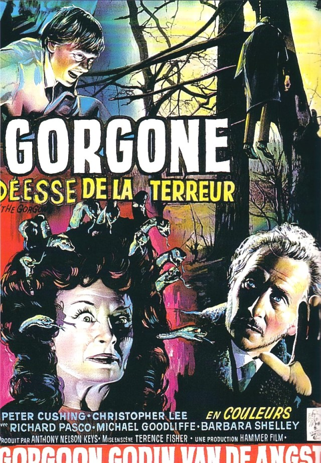 The Gorgon (1964 dir. Terence Fisher)