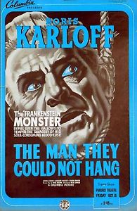 The Man They Could Not Hang (publicity)