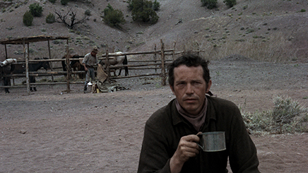 THE SHOOTING (1967 Dir. Monte Hellman) Warren Oates