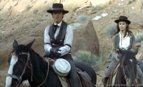 THE SHOOTING (1967) Jack Nicholson, Millie Perkins