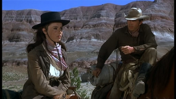 THE SHOOTING (1967) Millie Perkins, Warren Oates