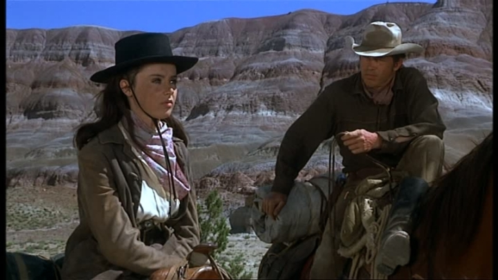 THE SHOOTING (1967) Millie Perkins, Warren Oates