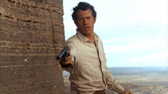 THE SHOOTING (1967) Warren Oates