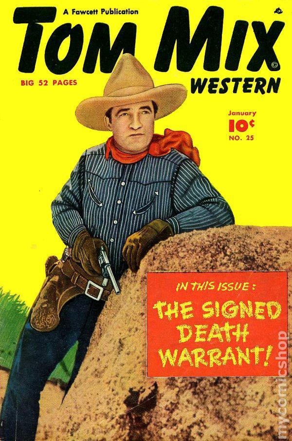 Tom Mix comics (1948)