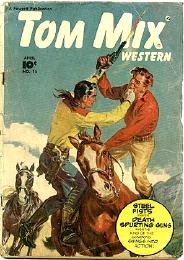 Tom Mix comics (1949)