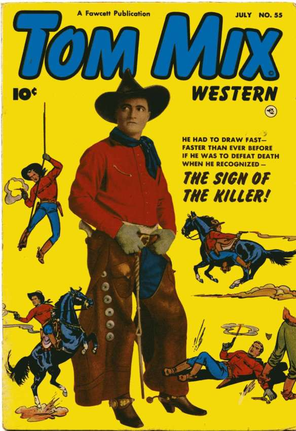Tom Mix comics #55