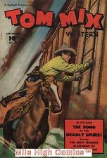 Tom Mix Western Comics 1948